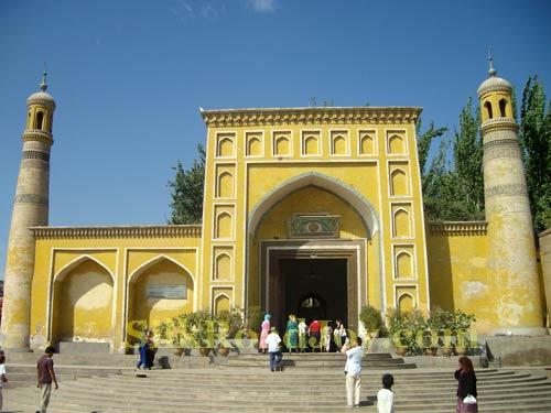 Silk Road Tour Photo